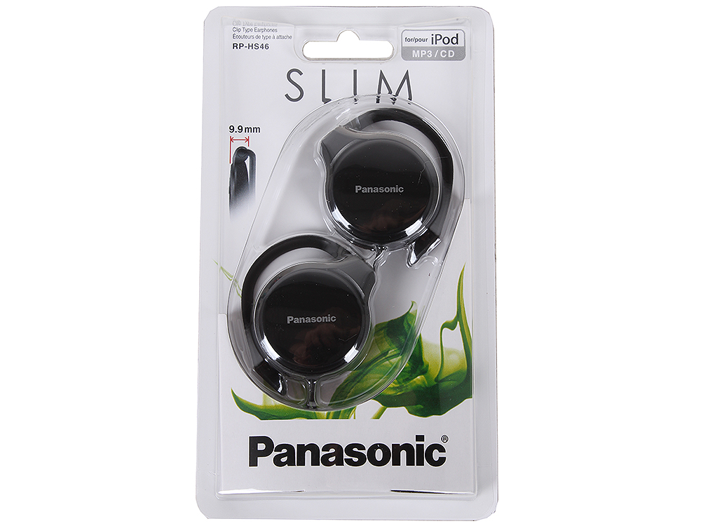 RP-HS46E-K panasonic rp hde3mgc k in ear earphone stereo sound headphones headset music earpieces with microphone earphones super bass