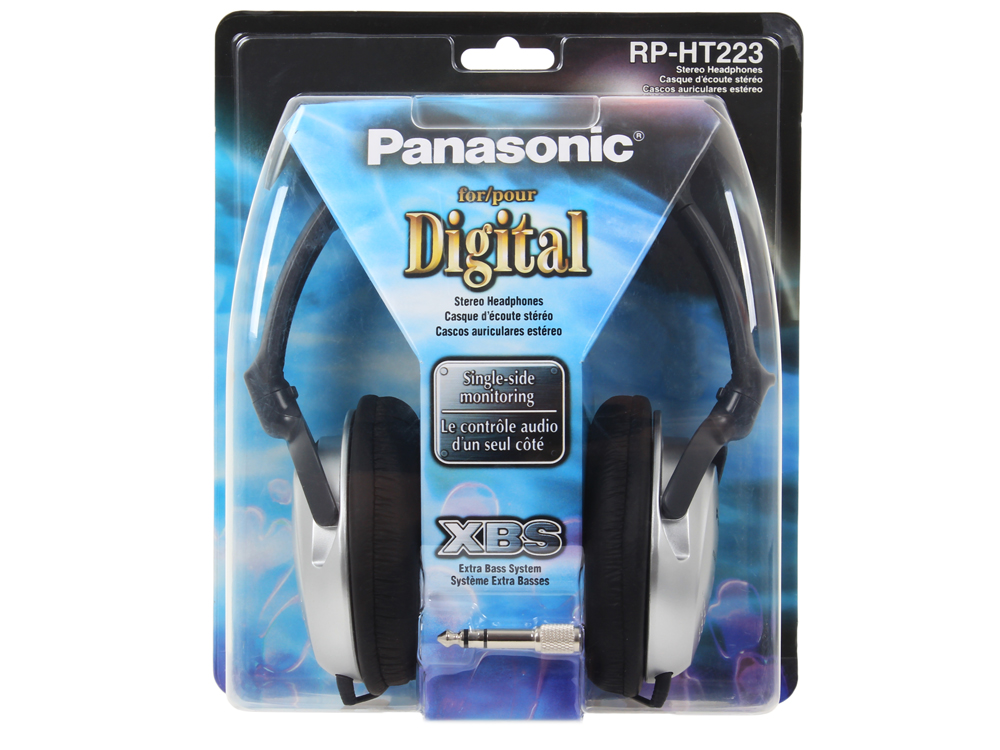 RP-HT223GU-S panasonic rp ht223gu s wired noise cancelling earphone monitor hifi sound headphones stereo headset