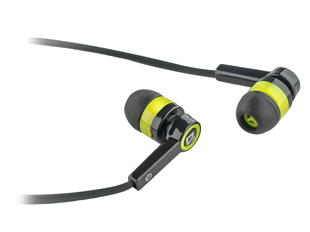 Pulse 420 black/yellow гарнитура defender pulse 426 black 63426