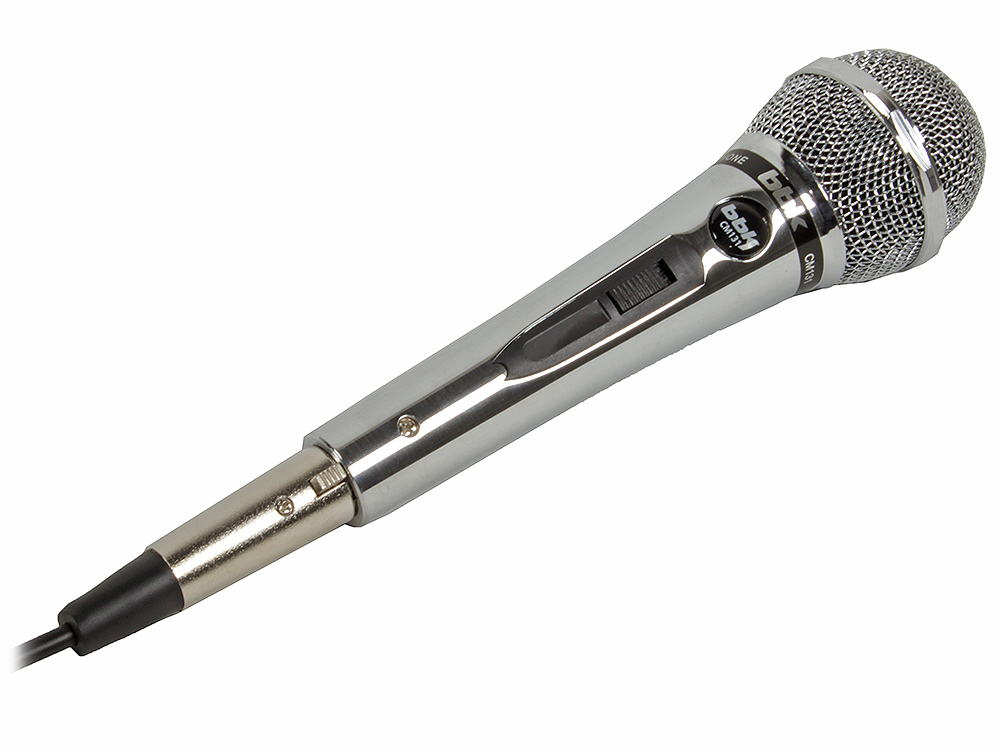Микрофон BBK CM131 серый
