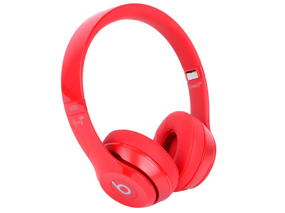 все цены на Наушники Beats Solo2 On-Ear Headphones - Red