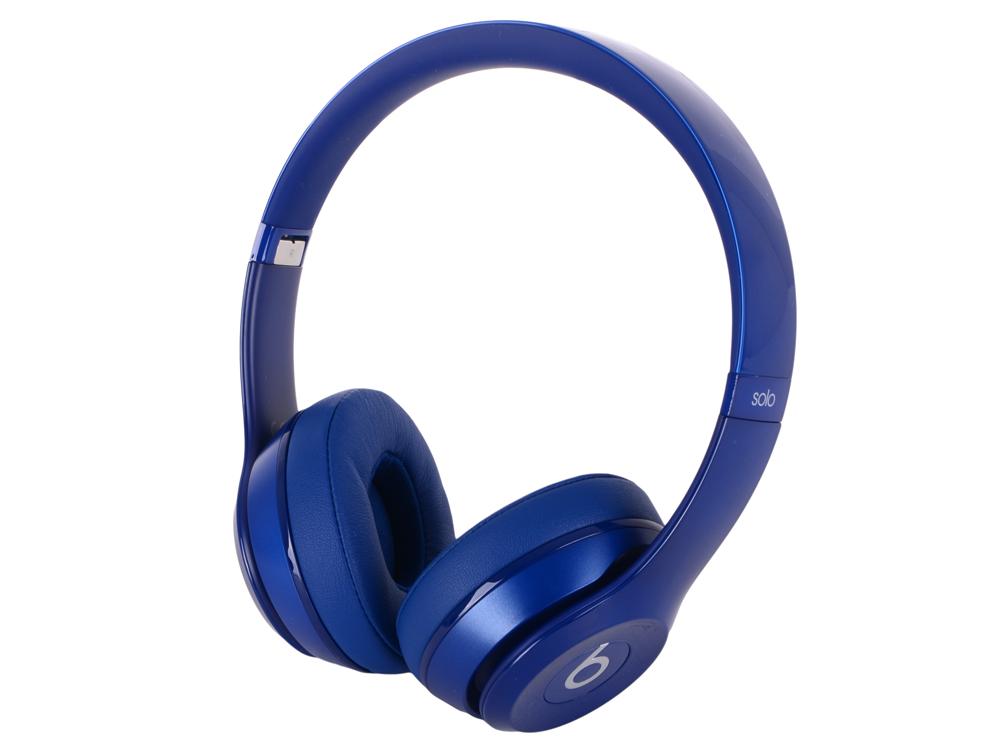 все цены на Наушники Beats Solo2 On-Ear Headphones - Blue