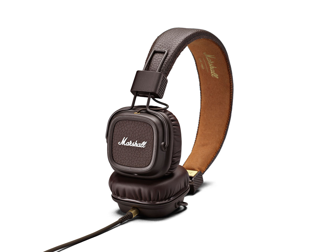Major II Brown накладные наушники marshall major ii brown