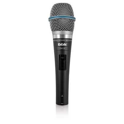 Микрофон BBK CM132 темно-серый микрофон bbk cm132 темно серый