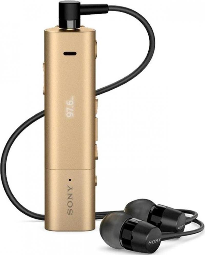 Bluetooth-гарнитура SONY SBH54 золотой 1299-1485.1