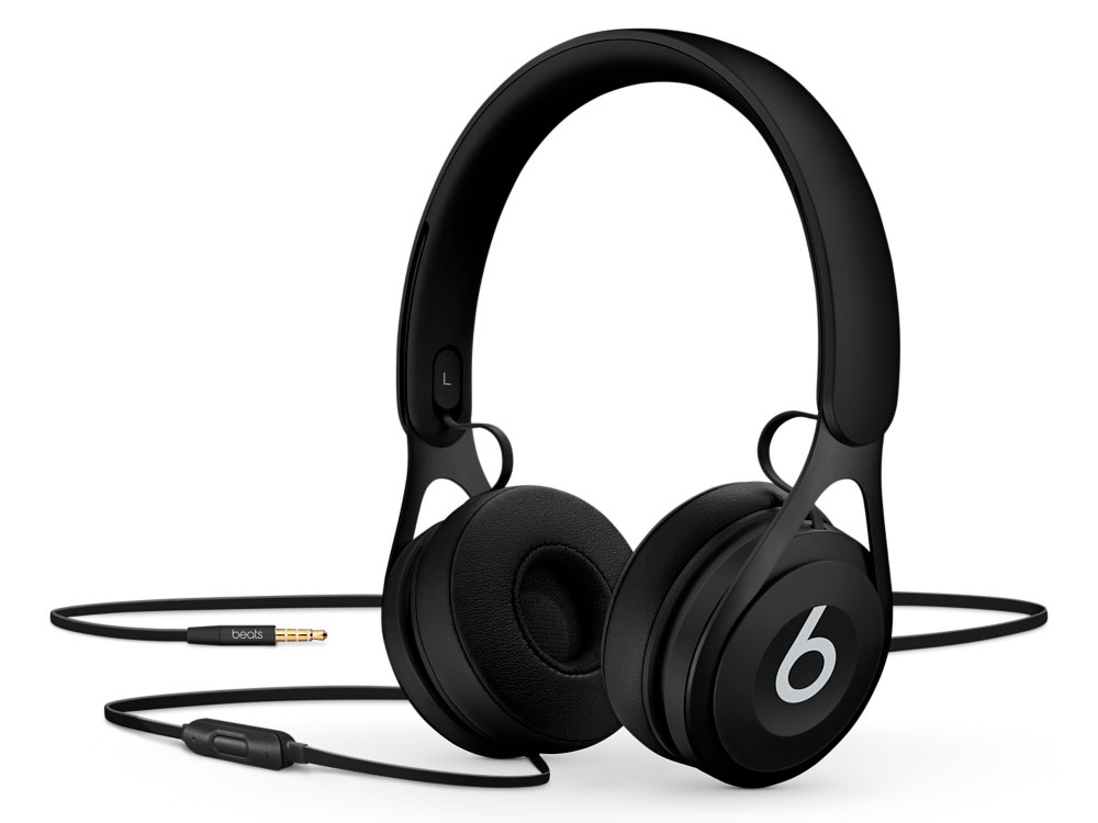 Наушники Apple Beats EP черный ML992ZE/A наушники с микрофоном beats ep on ear ml992ze a