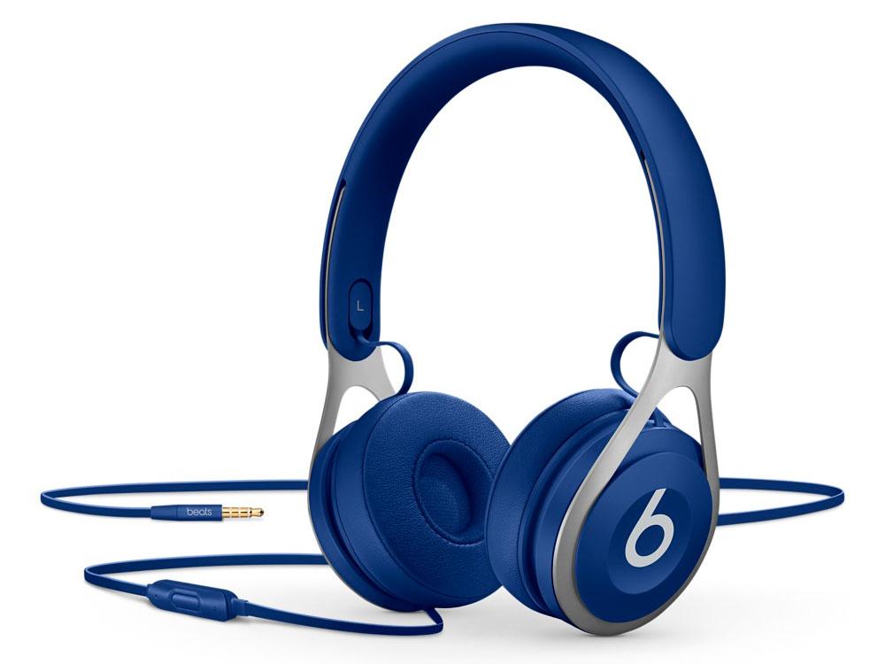Наушники Apple Beats EP синий ML9D2ZE/A наушники apple beats ep синий ml9d2ze a