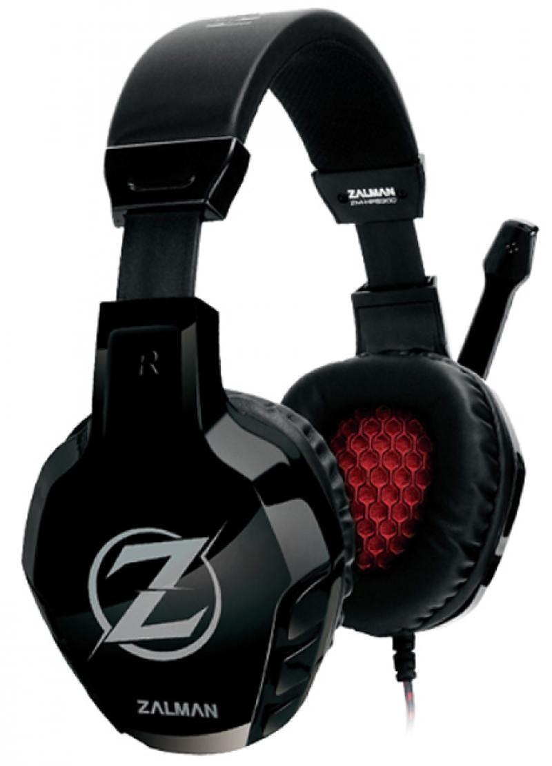 Гарнитура Zalman ZM-HPS300 черный. Производитель: Zalman, артикул: 0436359