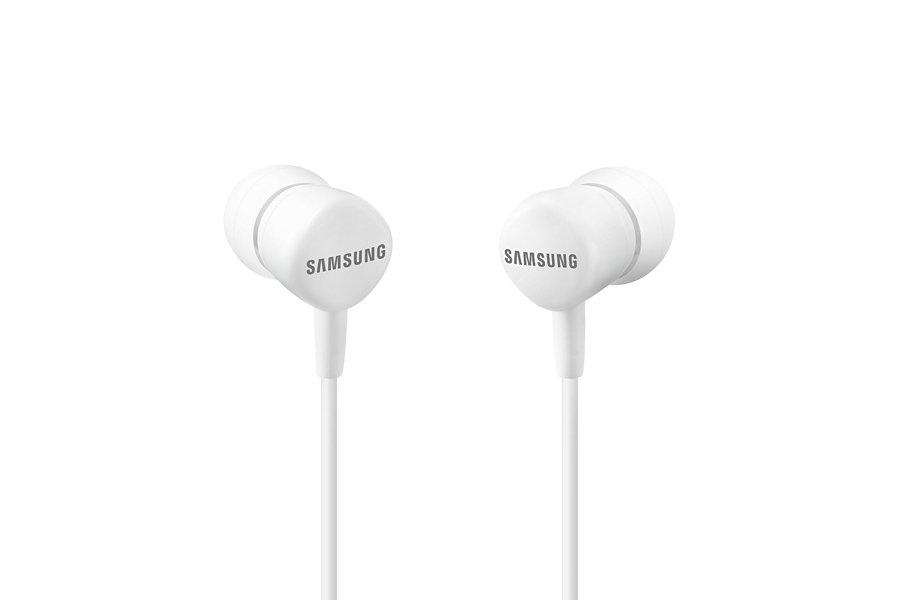 все цены на Гарнитура проводная Samsung EO-HS1303WEGRU 3.5мм белый онлайн