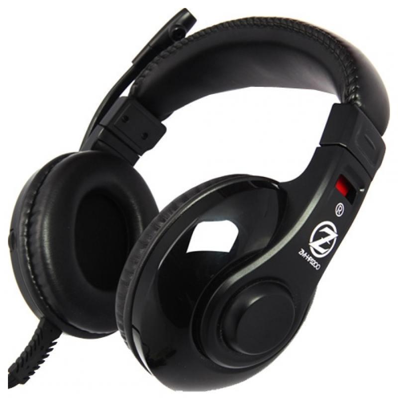 Гарнитура Zalman ZM-HPS200 черный. Производитель: Zalman, артикул: 0436409