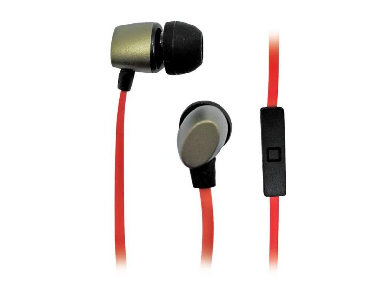 Наушники BBK EP-1560S золотисто-красный наушники dialog ep f55 серый