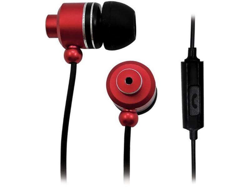Наушники BBK EP-1530S красный
