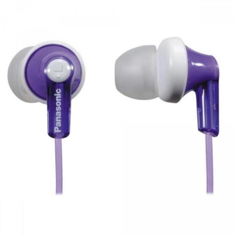 все цены на Наушники Panasonic RP-HJE118GUV фиолетовый