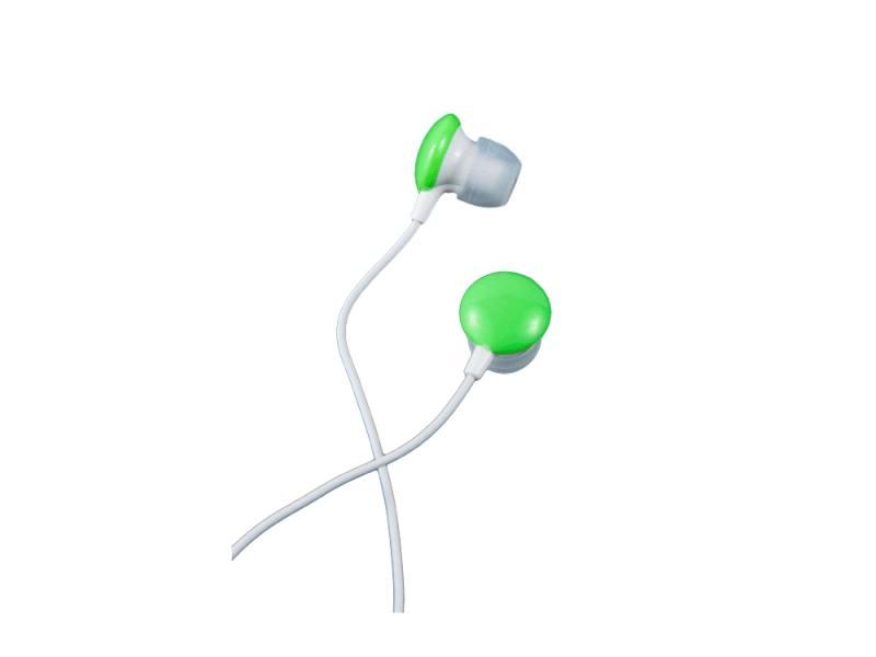 Наушники Perfeo CANDY Проводные / Внутриканальные / Зеленый / 20 Гц - 20 кГц / 100 дБ / Двухстороннее / Mini-jack / 3.5 мм наушники perfeo fitness зеленый синий f fns grn bl проводные внутриканальные зеленый синий 20 гц 20 кгц 100 дб двухстороннее mini jack 3 5 мм