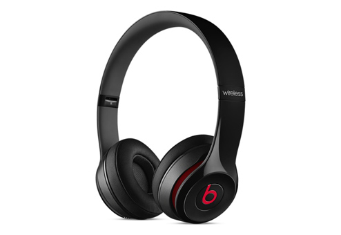 Наушники Apple Beats Solo2 Wireless Headphones черный MHNG2ZE/A наушники apple beats solo2 on ear headphones черный mh8w2zm a