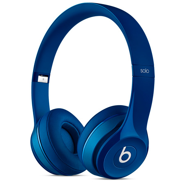 Наушники Apple Beats Solo2 Wireless On-Ear Headphones синий MHBJ2ZE/A наушники apple beats solo2 on ear headphones черный mh8w2zm a