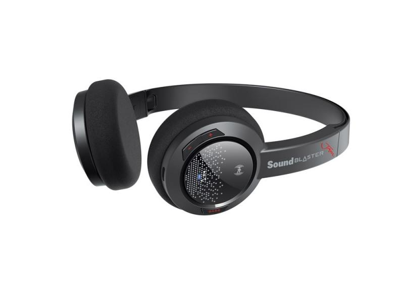 Гарнитура Creative Sound Blaster Jam черный 70GH030000000 компьютерная гарнитура creative sound blaster tactic3d rage wireless v2 0 70gh022000003