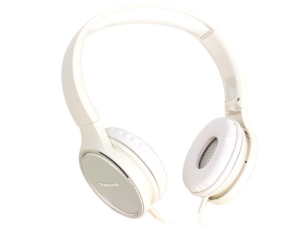 Картинка для Наушники Panasonic RP-HF500MGCW белый (Наушники с микрофоном)