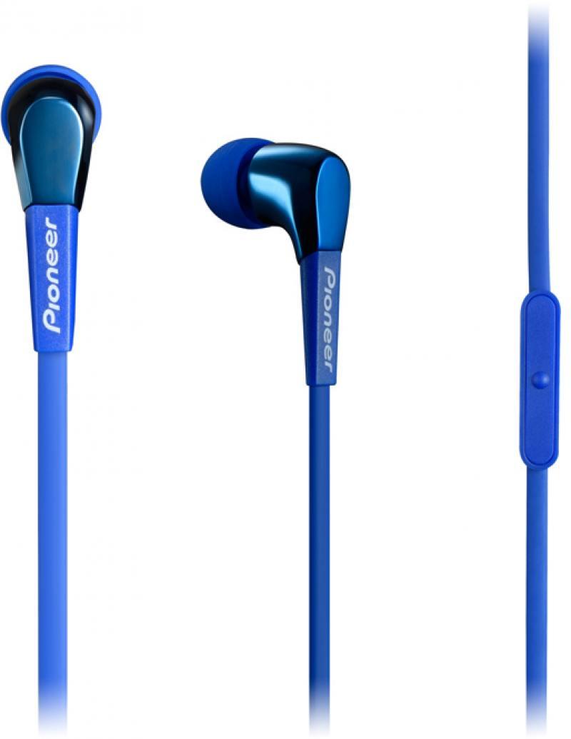 Гарнитура Pioneer SE-CL722T-L синий цены онлайн