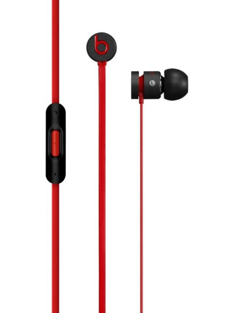 цена на Наушники Apple Beats urBeats 2 In Ear черный MHD02ZE/B