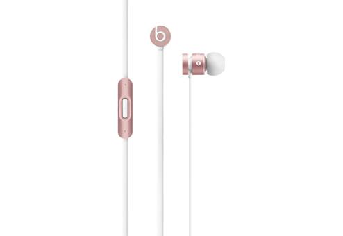 все цены на Наушники Apple urBeats 2 In-Ear розовое золото MLLH2ZE/B