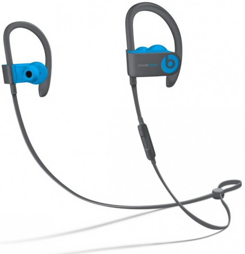 Наушники Apple Powerbeats3 Wireless Earphones синий MNLX2ZE/A sport running bluetooth earphone for huawei nexus 6p earbuds headsets with microphone wireless earphones