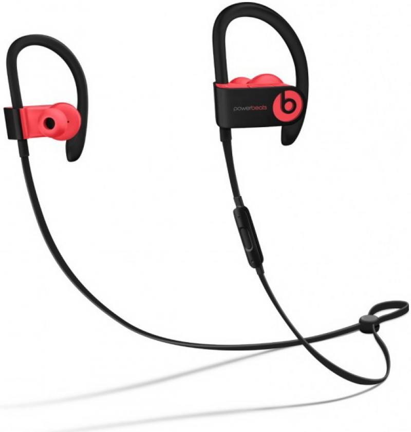 Наушники Apple Powerbeats3 Wireless Earphones красный MNLY2ZE/A sport running bluetooth earphone for huawei nexus 6p earbuds headsets with microphone wireless earphones