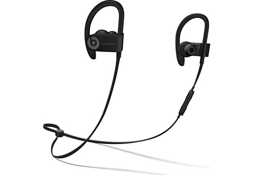 Наушники Apple Beats Powerbeats 3 WL черный ML8V2ZE/A bluetooth гарнитура beats powerbeats 3 wl белый ml8w2ze a