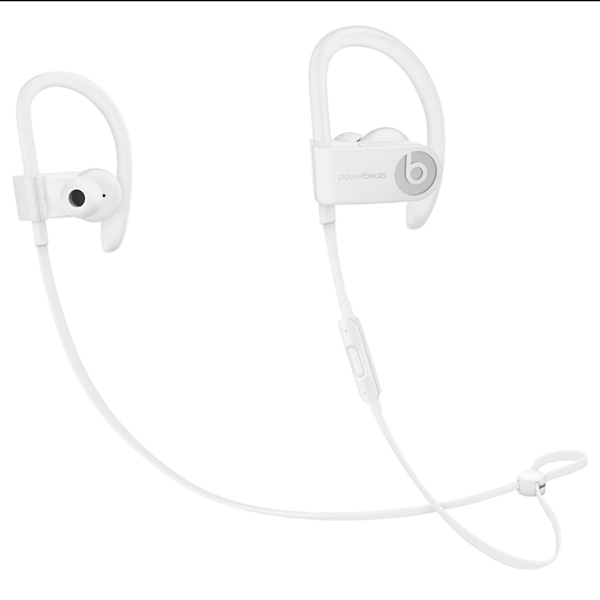Наушники Apple Beats Powerbeats 3 WL белый ML8W2ZE/A гарнитура beats powerbeats 3 wl red mnly2ze a