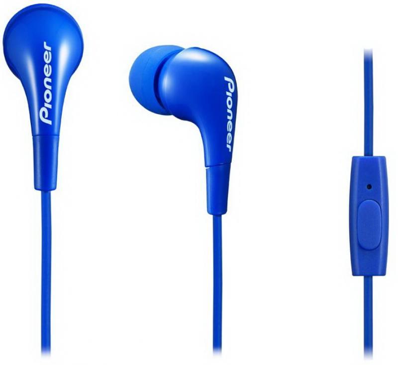 Гарнитура Pioneer SE-CL502T-L синий гарнитура ienjoy in066