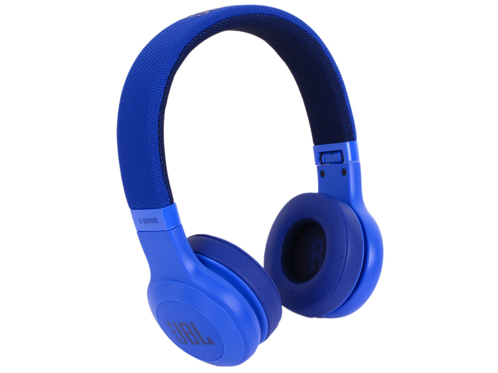 Наушники JBL E35 Blue наушники bluetooth jbl e55bt blue jble55btblu