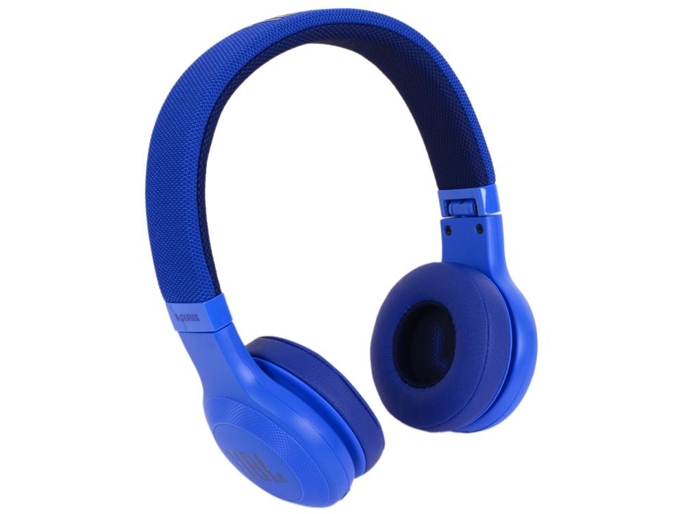 Наушники JBL E45BT Blue упаковка подарочная страна карнавалия мешок деда мороза цвет красный 40 х 60 см