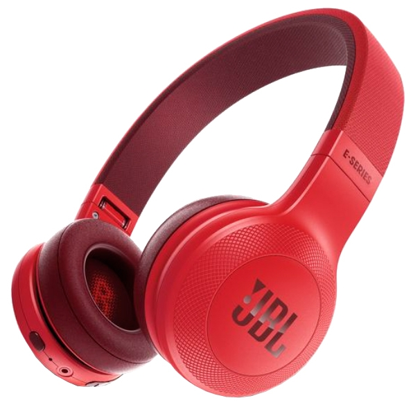 Наушники JBL E45BT Red jbl synchros e40bt