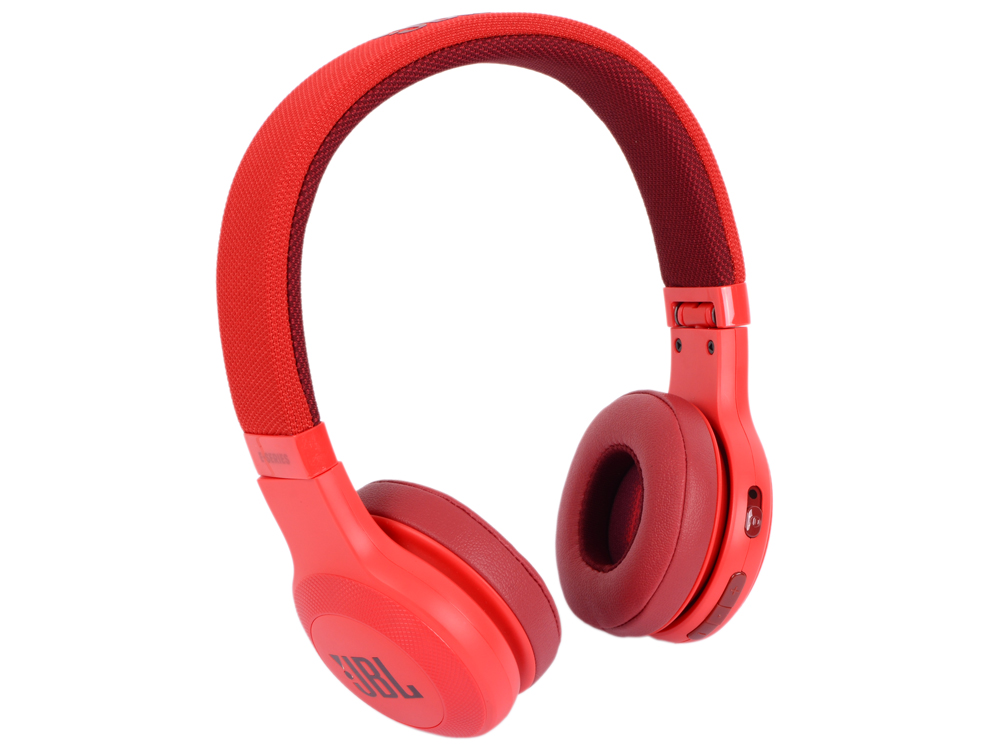 Наушники JBL E45BT Red jbl synchros e40bt