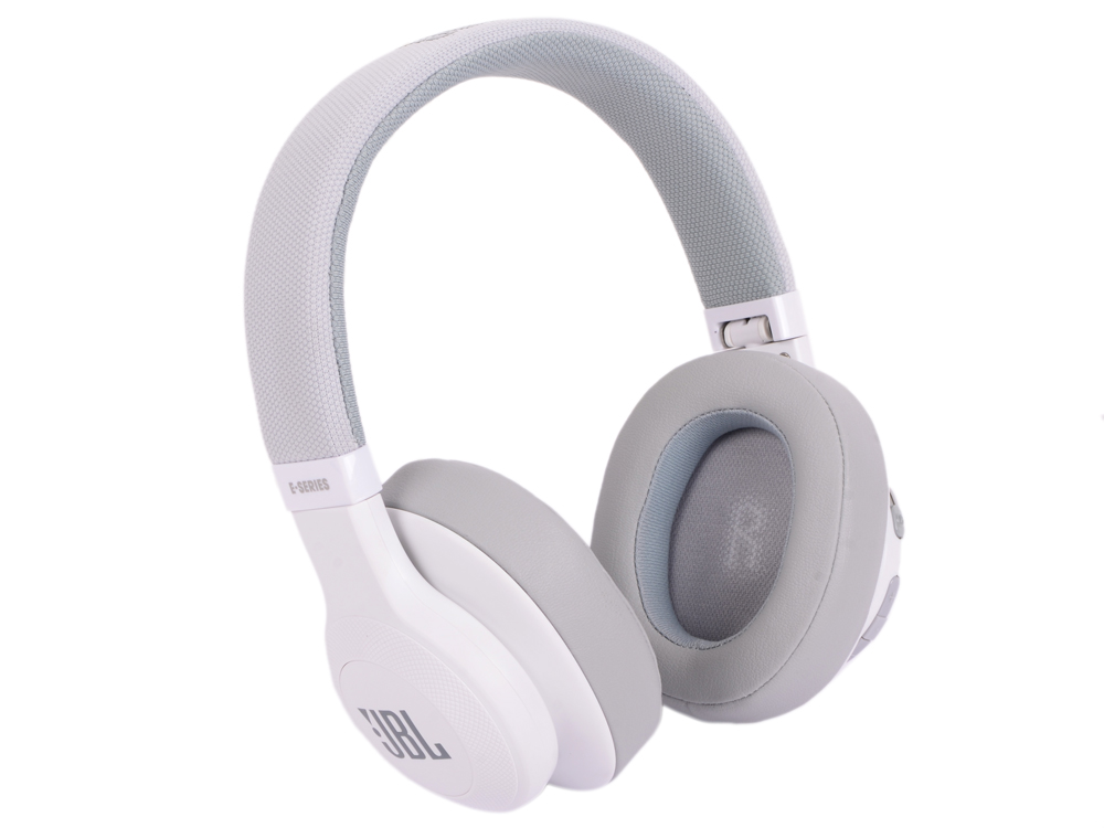 Наушники JBL E55BT White jbl vp7212 64dpda