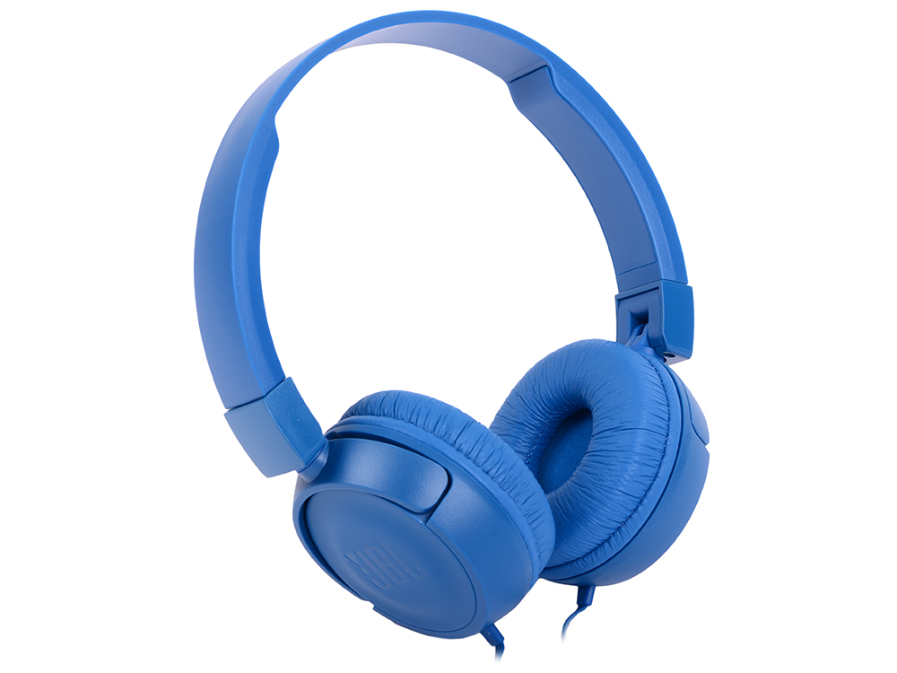 Наушники JBL T450 Blue jbl t450 bt black