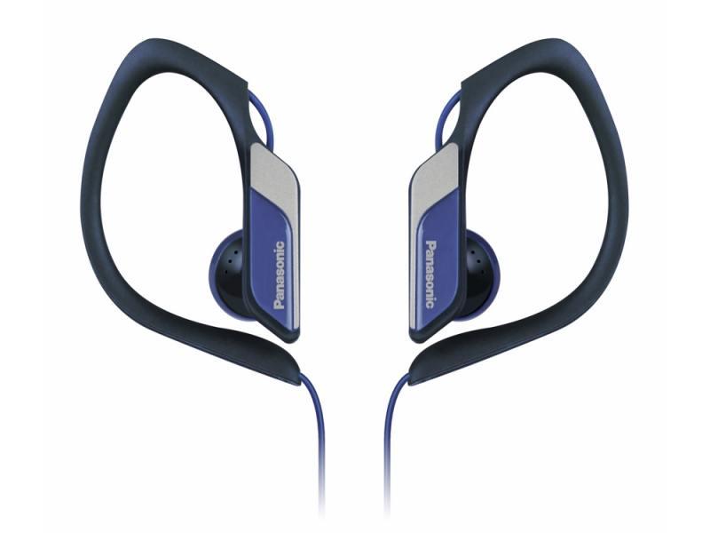 Наушники Panasonic RP-HS34E-A 1.2м синий наушники клипсы panasonic rp hs34e