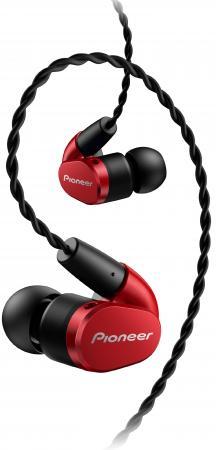 Наушники Pioneer SE-CH5T-R красный наушники pioneer se mj722t r черный красный