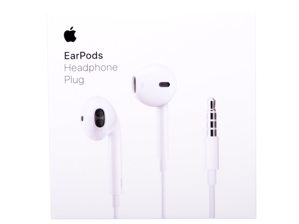 Гарнитура Apple EarPods MNHF2ZM/A стоимость