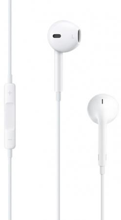 Гарнитура Apple EarPods MNHF2ZM/A все цены
