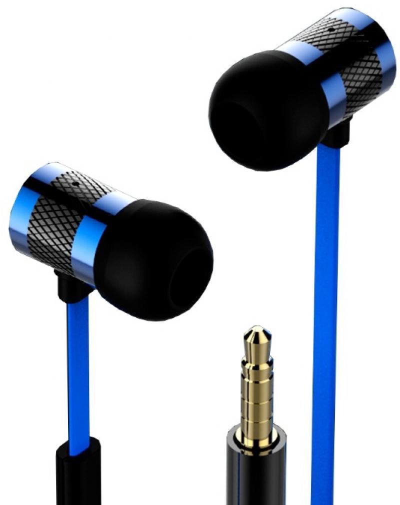 Наушники Kworld Gaming S18 синий kworld gaming s18