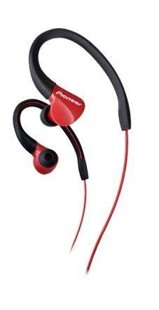 Наушники Pioneer SE-E3-R Red Проводные / Внутриканальные / Красный / 8 Гц - 22 кГц / 100 дБ / Двухстороннее / Mini-jack / 3.5 мм наушники bbk ep 1190s black проводные внутриканальные черный 20 гц 22 кгц 98 дб двухстороннее mini jack 3 5 мм
