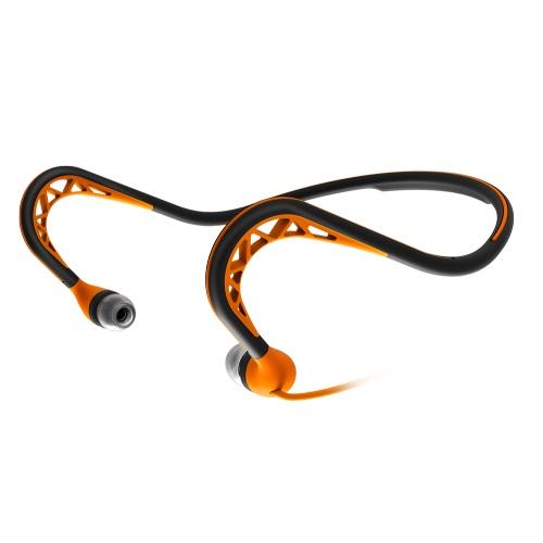 Гарнитура HARPER HV-303 orange Проводные / Внутриканальные с микрофоном / Оранжевый / 20 Гц - 20 кГц / Двухстороннее / Mini-jack / 3.5 мм