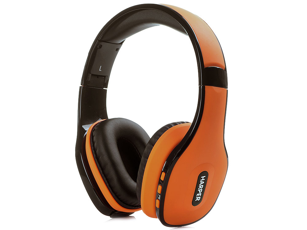 все цены на  Гарнитура HARPER HB-401 Orange  онлайн