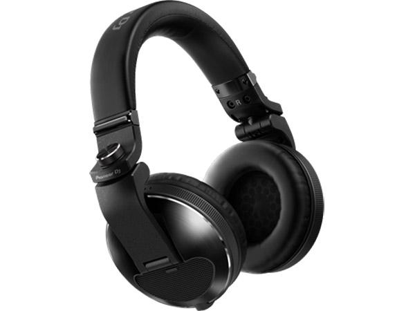 Наушники Pioneer HDJ-X10-K Black Проводные / Накладные / Черный / 4 Гц - 40 кГц / 106 дБ / Одностороннее / Mini-jack / 3.5 мм pioneer pl 990 black