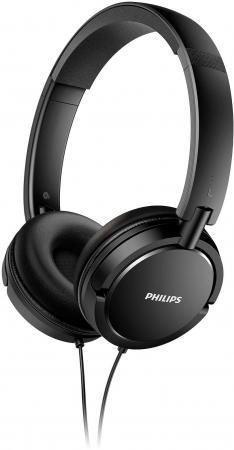 Наушники Philips SHL5000 черный наушники philips shl5000 00 1 2м черные shl5000 00