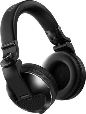 Наушники Pioneer HDJ-X7-K черный Проводные / Полноразмерные / Черный / 5 Гц - 30 кГц / 102 дБ / Одностороннее / Mini-jack / 3.5 мм наушники гарнитура pioneer se ms7bt s silver беспроводные проводные полноразмерные с микрофоном серебристый черный 9 гц 22 кгц 98 дб односторо