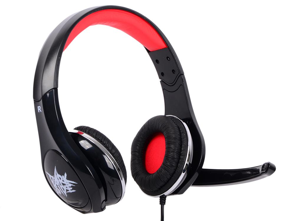 Гарнитура Oklick HS-L340G Black Проводные / Накладные с микрофоном / Черный / 20 Гц - 20 кГц / 105 дБ / Одностороннее / Mini-jack / 3.5 мм momentum 1m sp18bs1b momentum