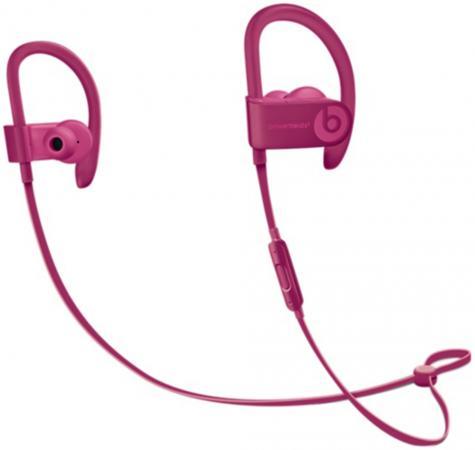 Гарнитура Apple Beats Powerbeats 3 розовый apple beats solo2