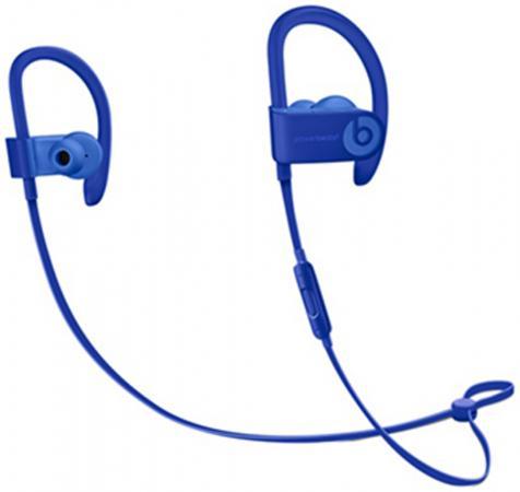 Гарнитура Apple Beats Powerbeats 3 голубой гарнитура beats powerbeats 3 вкладыши темно голубой беспроводные bluetooth